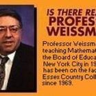 Professor Martin Weissman
