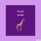 Purple Giraffe