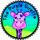Purple Giraffe Printables