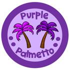 Purple Palmetto