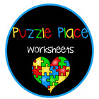Puzzle Place Worksheets