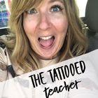 Rachel Lamb -the tattooed teacher