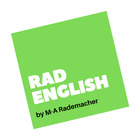 Rad English by M-A Rademacher