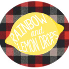 Rainbow and Lemon Drops