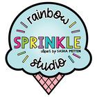 Rainbow Sprinkle Studio - Sasha Mitten