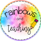 rainbows and teaching