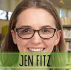 Reading Comprehension by Jen Fitz