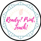 Ready Print Teach