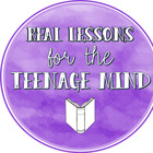 Real Lessons for the Teenage Mind