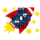 Red Rocket Ship
