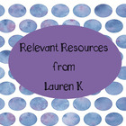 Relevant Resources from Lauren K