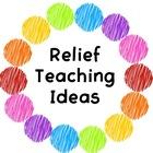Relief Teaching Ideas