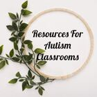 Resources for Autism Clasroom