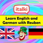 Reuben German and English