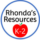Rhonda's Resources K-2