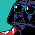 Rhymes with Darth Vader