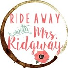 Ride Away With Mrs Ridgway