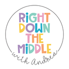 Right Down the Middle with Andrea