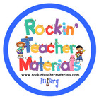 Rockin Teacher Materials by Hilary Lewis