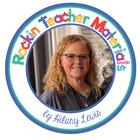 Rockin Teacher Materials by Hilary Lewis