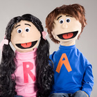 Rosie and Andy