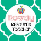 Rowdy Resource Teacher