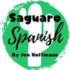 Saguaro Spanish by Jen Hoffmann