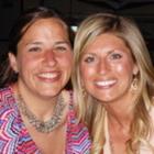 Sarah and Heather