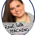 Sarah Dickinson Real Talk Teaching