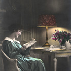 Sauk Valley Reading Lady