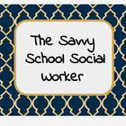 Savvy School Social Worker
