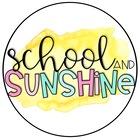 School and Sunshine