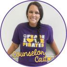 School Counselor Cait