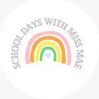 School Days With Miss Mae