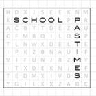 School Pastimes
