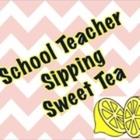 School Teacher Sipping Sweet Tea