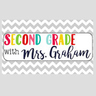 Second Grade with Mrs G
