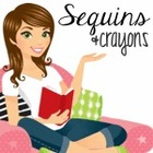 Sequins and Crayons