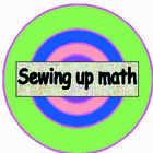 Sewing Up Math