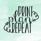 Shannon Allison -- PrintPlanRepeat