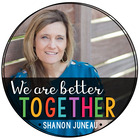 Shanon Juneau We are Better Together