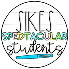 Sikes Spedtacular Students