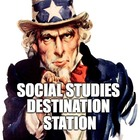 Social Studies Destination Station