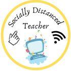 Socially Distanced Teacher