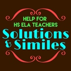 Solutions and Similes