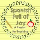 Spanish Full of Joy