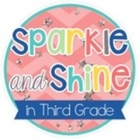 Sparkle and Shine in Third Grade