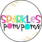 Sparkles and Pom Poms