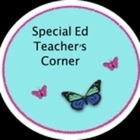 Special Ed Teacher's Corner
