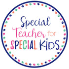 Special Teacher for Special Kids